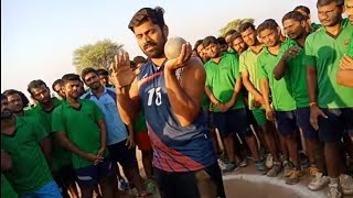 HOW TO THROW A SHOT PUT BY SRINATH SIR