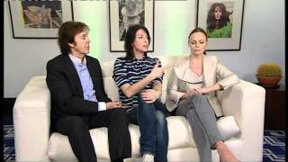 The McCartney family talk about
