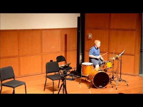 Recital 2013 - Do You Know The Enemy (green Day) video
