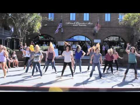 Market Street Flash Mob Video - Charleston, SC