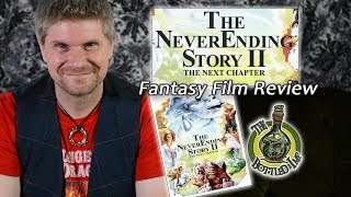The NeverEnding Story 2: The Next Chapter - Fantasy Film Review