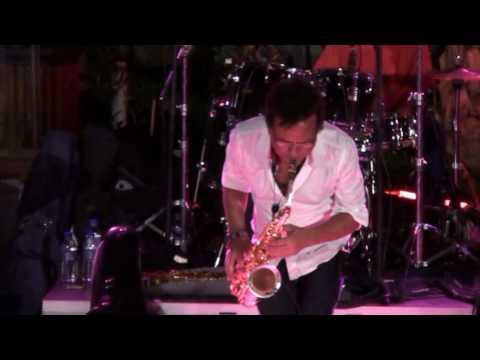 ALEX FOSTER solo sax at ELEFSSINA(GR) - at 2010