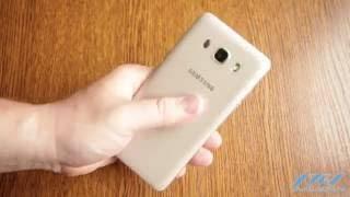 Видеообзор Samsung Galaxy J5 (2016) (XDRV.RU)