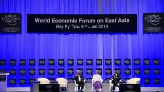 Myanmar 2013 -  A Special Conversation