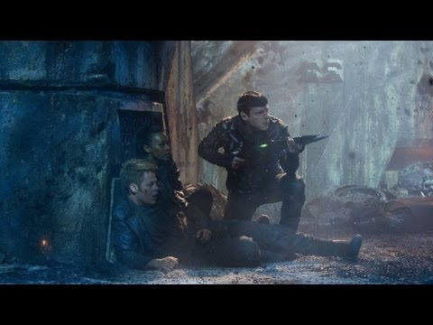 Star Trek Into Darkness reviewed by Mark kermode