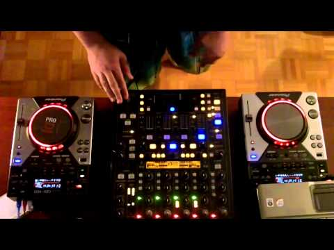 Think Progressive House 2011-05-09 by DJ Philipps @ Montreal, Canada