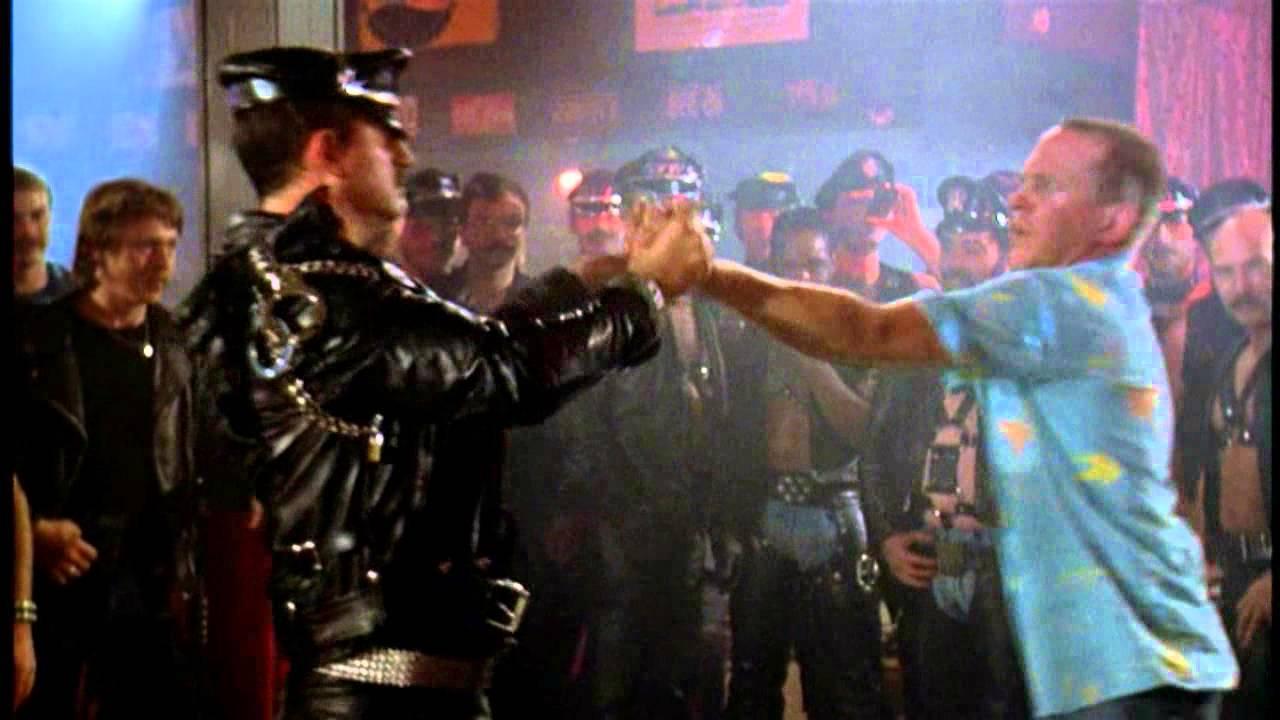 from Kyson police academy gay bar mp3