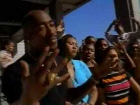 2pac- to live and die in LA (Dirty Version) Video
