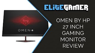 Omen by HP 27 | 165Hz | 1440p | G-Sync monitor review