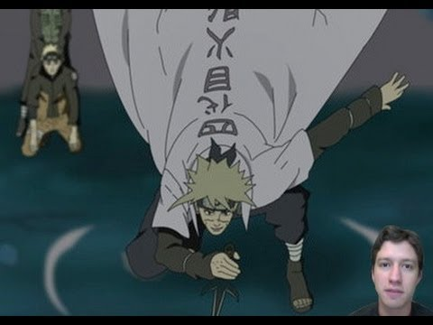 Review: Naruto Manga Chapter 630--- 4th Hokage is the 1st to Arrive! Minato vs Madara, Obito, Juubi?