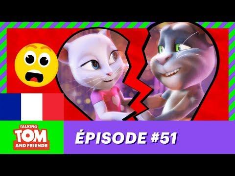 Talking Tom and Friends - Le secret – Troisième partie (Épisode 51)