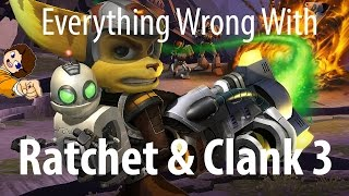 Everything Wrong with Ratchet and Clank 3 in 31 Minutes or Less [Parody]