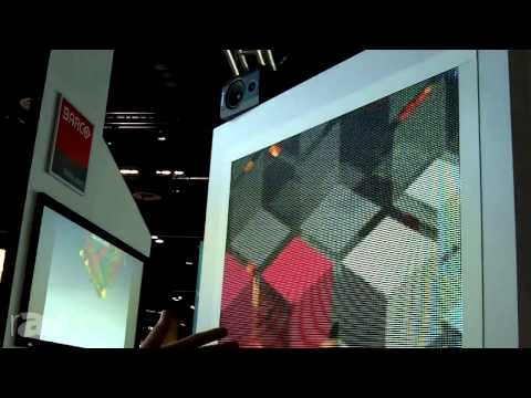 InfoComm 2013: Barco Announces V-Series Display