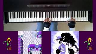 Lavender Town Theme - Pokémon Red/Blue (Piano Cover)