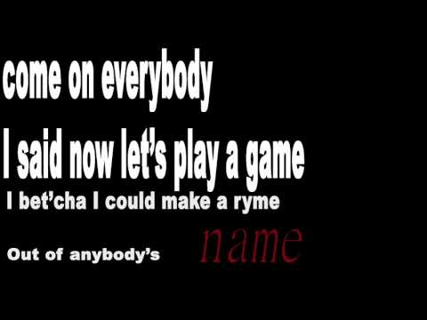 The Name Game lyrics