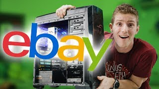 The Amazing ALL-EBAY Gaming PC