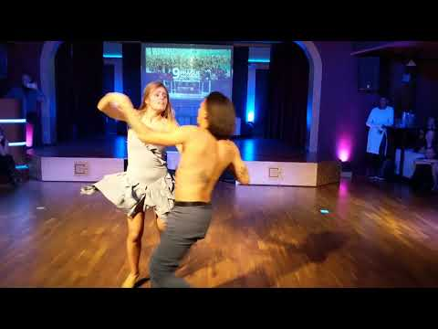 PZC2018 with Anastasia & Carlos in Performance ~ video by Zouk Soul