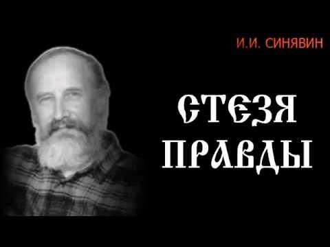 Стезя правды Игорь Синявин cкачать