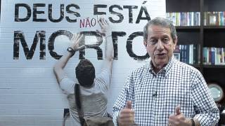 Missionário R.R. Soares aprova e avisa #21deAgostoNosCinemas #DeusNaoEstaMorto
