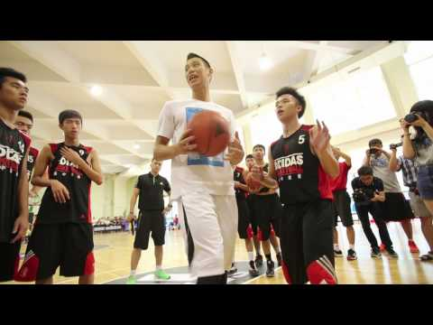 Jeremy Lin Visits China