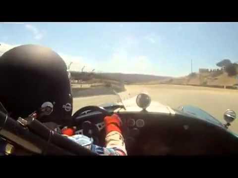 Jim Click Jr. Wins 2012 Shelby Cobra Race