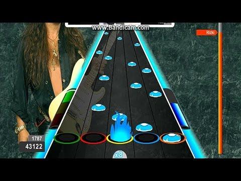 Rizki : Trilogy Suite Op. 5 Yngwie Malmsteen 100 FC Guitar Flash Hard Dificil 61342 RECORD