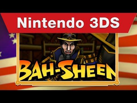 Nintendo 3DS - Code Name: S.T.E.A.M. Abraham Lincoln Trailer