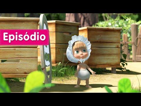 Masha e o Urso - Dia de Lavar a Roupa (Episódio 18) Desenho animado novo 2016!