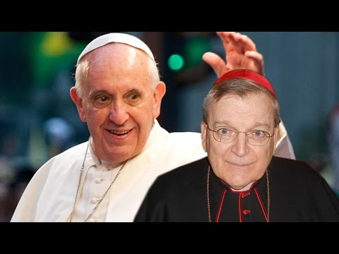 Cardinal Demoted For Criticizing Pope's Gay Views