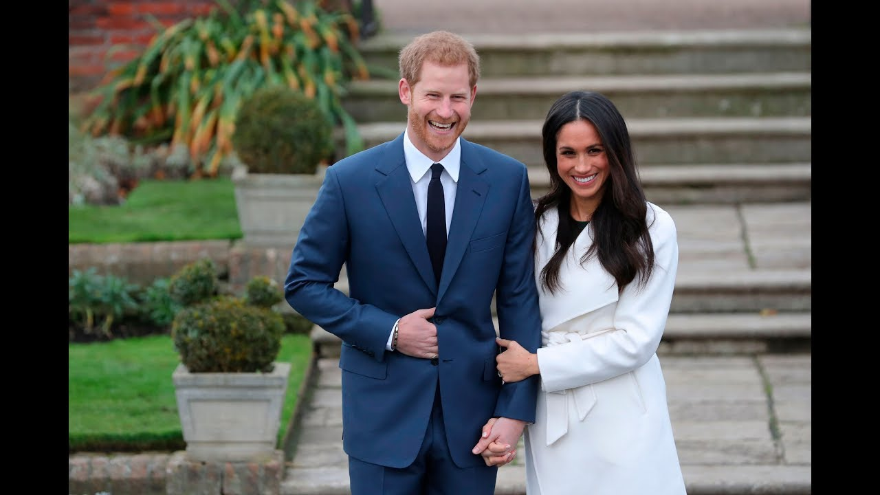 Harry and Meghan reveal wedding venue