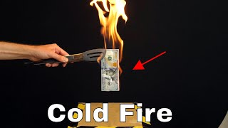 Burning Money With Cold Fire-The Most Expensive Science Experiment
