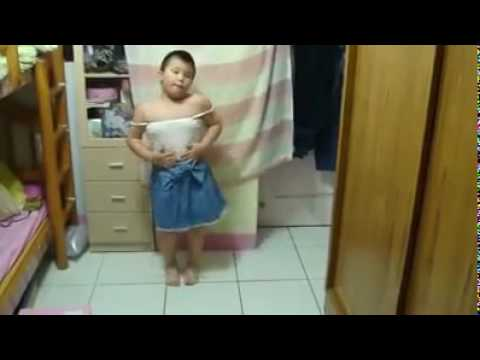 NOBODY (but you!) by WONDERGIRLS (little boy dancing greatly to this song!!)