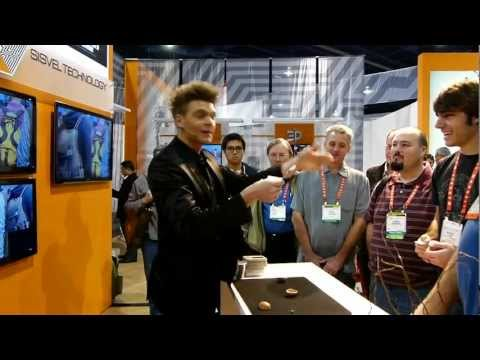 The Magic of CES