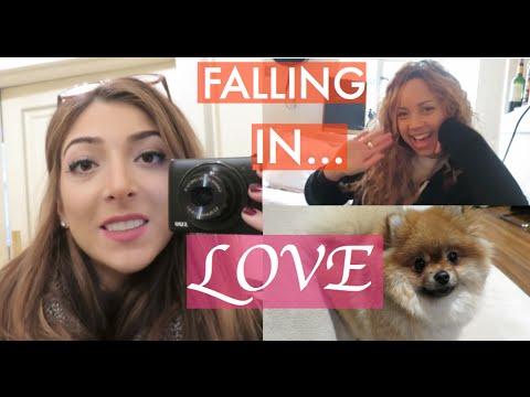 Falling In LOVE... ❄VLOGMAS | Amelia Liana
