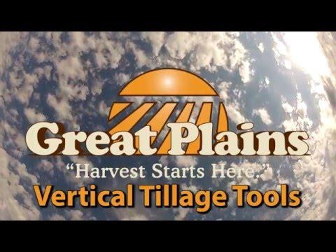 Орудия вертикальной почвообработки / Vertical Tillage Tools