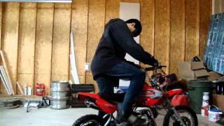 Katerra dbx 70 Dirt Bike