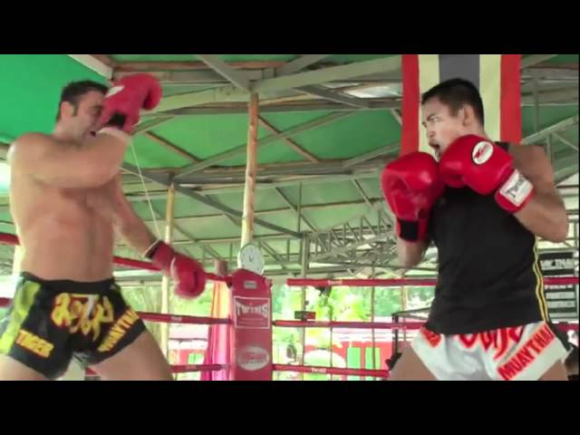 Phil_NYBA_ Baroni _ Tiger Muay Thai