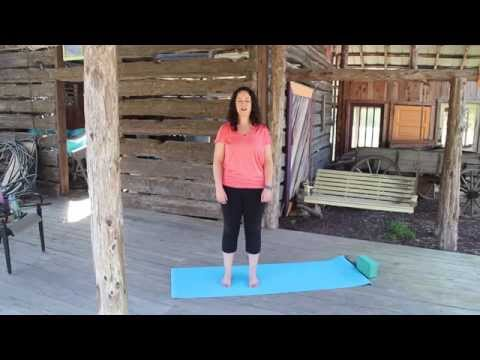 Gentle Yoga w/ Emily Burrows: Grounded & Balanced