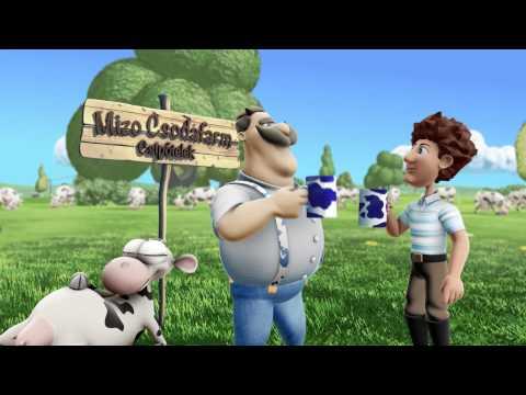 Mizo -- Nálunk így tejes az élet! - Tej