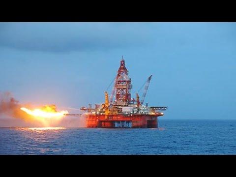 Large S China Sea gas field discovered south of Hainan Phát hiện mỏ khí biển phía nam Trung Quốc