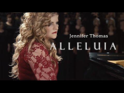 Alleluia (Piano/Choir) - Jennifer Thomas Ft. Felicia Farerre & Ensign Chorus #LightTheWorld