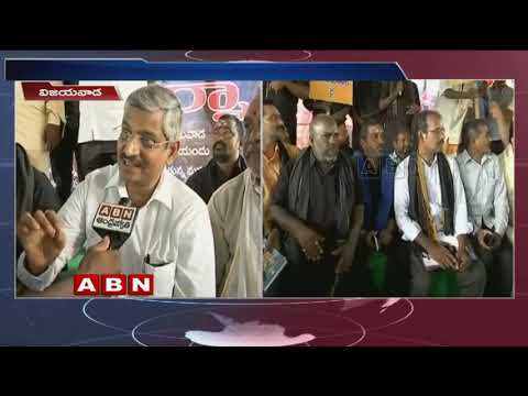 Ayyappa Devotees Protest against Sabarimala Verdict | Vijayawada | ABN Telugu