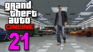 Grand Theft Auto 5 Multiplayer - Part 21 (GTA Let's Play/Walkthrough/Guide)