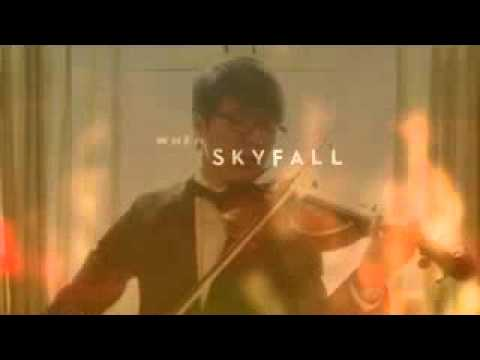 Skyfall - Both Adele and Jun Sung Ahn Violin Cover