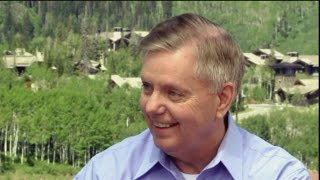 Lindsey Graham Opens Up About His Personal Life