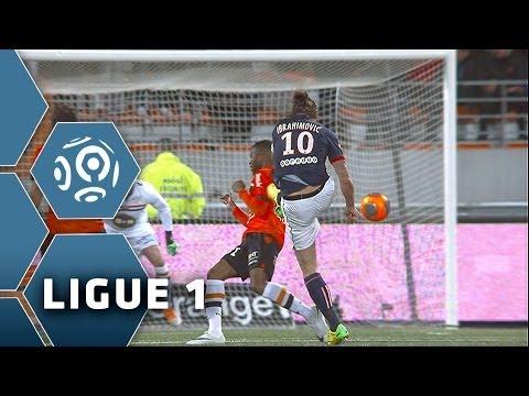 FC Lorient - Paris Saint-Germain (0-1) - 21/03/14 - (FCL-PSG) - Résumé
