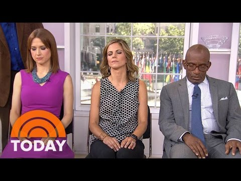 TODAY Anchors Get Hypnotized, Al Roker Howls At The Moon   TODAY