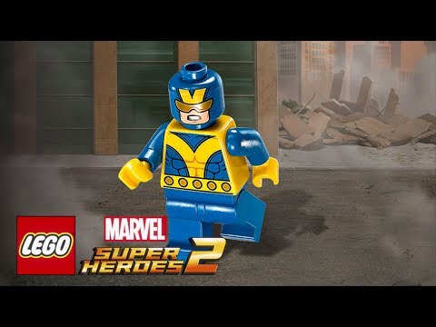 LEGO Marvel Super Heroes 2 - Exclusive Goliath Minifigure, Story Details And Character Abilities!