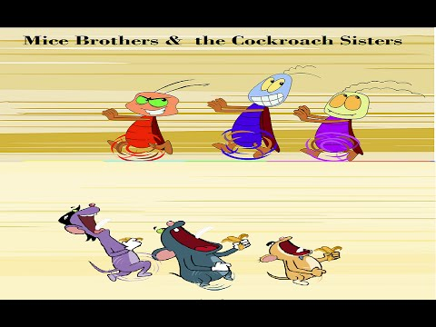 'Mice Brothers & The Cockroach Sisters' | Funny Cartoon Videos | Rat A Tat
