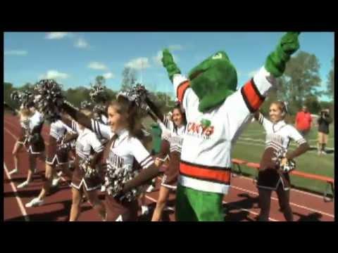 Battle of the Fans - Mt. Carmel Caravan vs Lake Forest Academy HS FB 2010